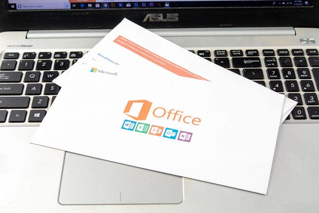 Microsoft Office 2016 bản quyền