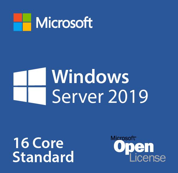 MS Win Server 2019 Standard 16 core