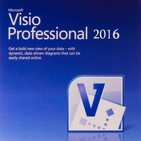 Visio Professional 2016 32 64 bit