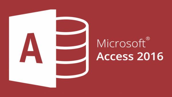 micosoft access 2016