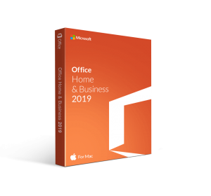 Microsoft Office Home and Business 2019 Digital for Mac/PC Windows
